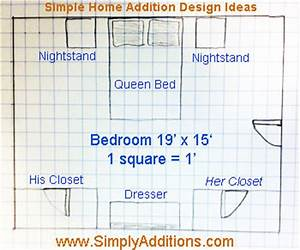 Big Box Graph Paper Do It Yourself Bedroom Addition Plans Faq Simply Additions