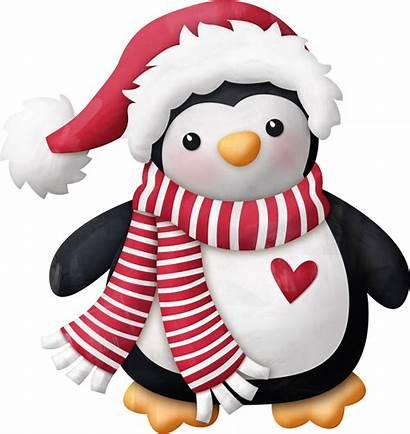 Clipart December Cheer Transparent Penguins Webstockreview
