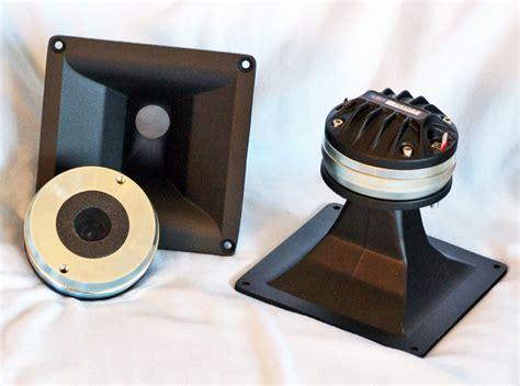 B&c Speakers De550-8 Compression Driver