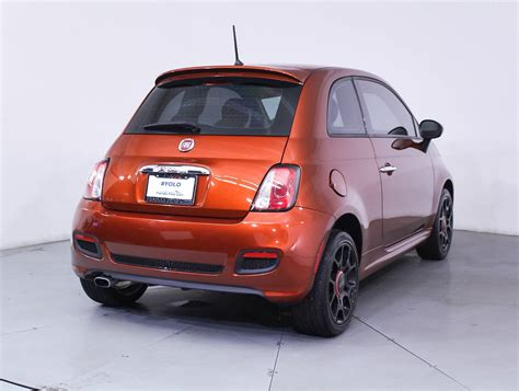 Used 2015 Fiat 500 Sport Hatchback For Sale In Hollywood