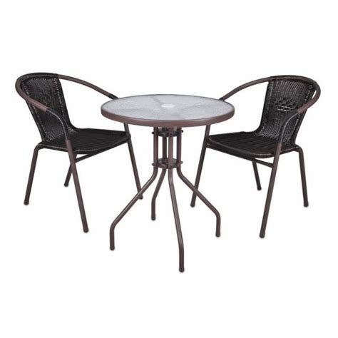 table et chaise bistrot pas cher