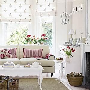Country Style Wohnen : white living room ideas ideal home ~ Sanjose-hotels-ca.com Haus und Dekorationen