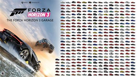 forza horizon 3 car list forza horizon 3 recommended pc specs announced pc