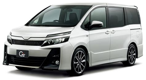 Toyota Voxy Backgrounds by Toyota Noah And Voxy Get Gazoo Racing G S Treatment