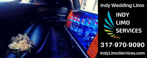 Indy Limo Services by Indy Wedding Limousine Service From Indy Limo Services