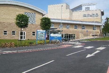 burnley hospital   refurbished