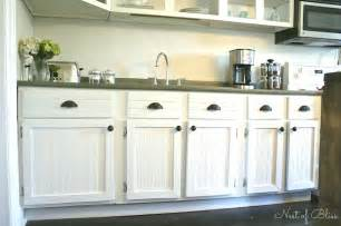 refacing kitchen cabinet doors ideas budget cabinet makeover sand and sisal