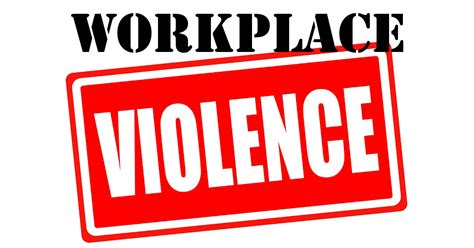 bureau of labor statistics workplace violence 1 the scope of the problem security