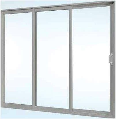panel patio sliding glass doors  panel hinged patio