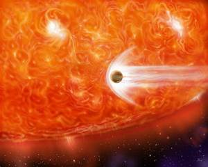 Scientists Discover New Planet Orbiting Dangerously Close ...