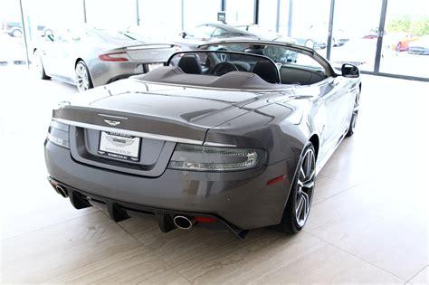 Aston Martin Dbs Volante For Sale 2011 Aston Martin Dbs Volante Stock 8n067567c For Sale