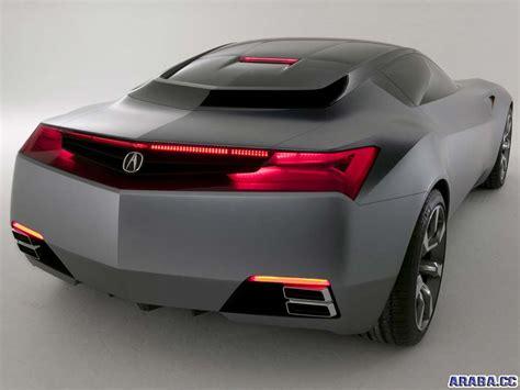 2007 Acura Advanced Sports Car Concept Resmi 3 Wallpaper