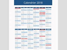 Calendrier 2018 2 2019 2018 Calendar Printable with