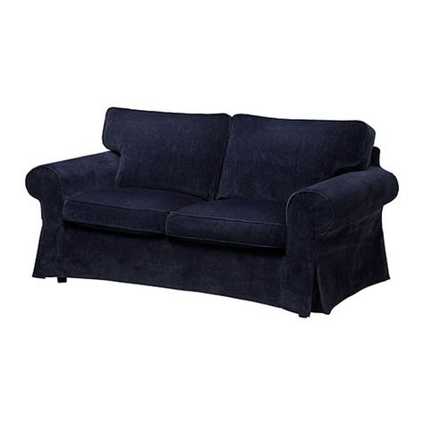 ikea ektorp chair cover blue ikea ektorp 2 seat sofa slipcover loveseat cover vellinge