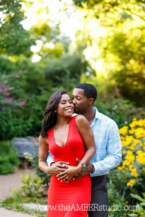 candice corey s engagement session at the fort worth botanical gardens and joe t s