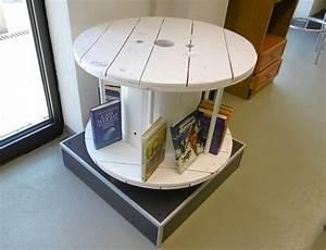 Tisch Aus Kabeltrommel : tisch kleine kabeltrommel ~ Orissabook.com Haus und Dekorationen