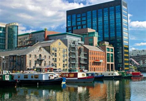 House Boat Dublin by Houseboat Living At Grand Canal Dock My Grand Canal