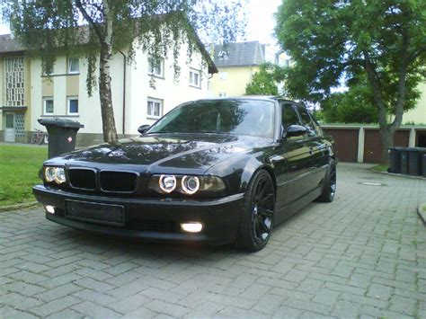 Bmw E38 730d Black Beauty!! [ Fotostories Weiterer Bmw