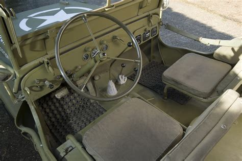 willys jeepster interior interior 1944 willys mb