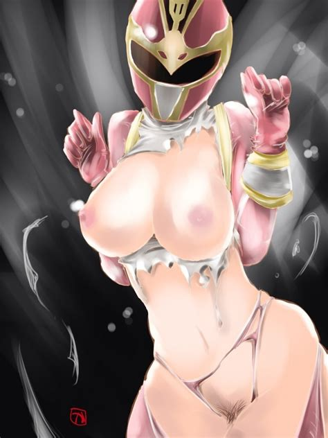 Pink Power Ranger Porn Superheroes Pictures Pictures