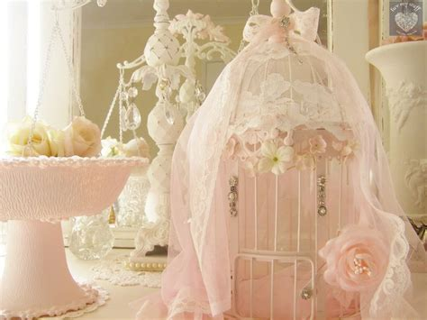 pretty shabby chic pretty pink shabby chic birdcage www luvmystuff com au romantic shabby chic creations made