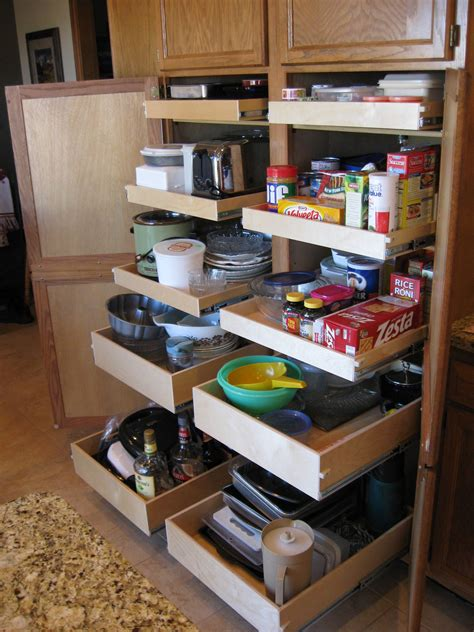 Pull Out Pantry Shelves Organize Everything For The Home