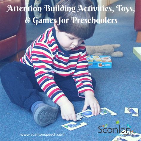 toys and activities to build attention in 175 | Attention Building Activities Toys Games
