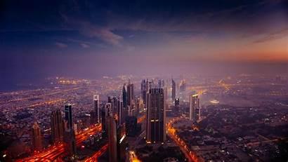 5k Dubai Sunrise Wallpapers 4k Backgrounds