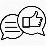 Icon Feedback Interaction Positive Customer Medical Ai