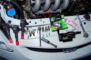 Changing Spark Plugs  L15a Vtec