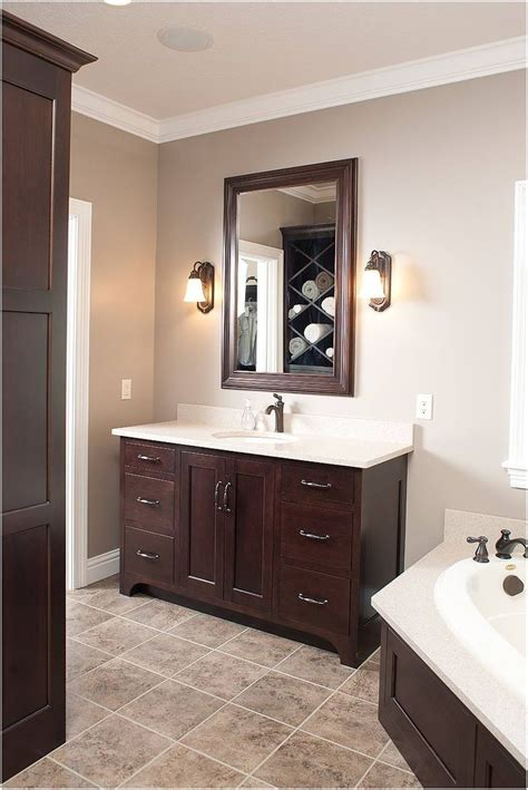 Best Colors For Bathroom by Best 25 Cabinets Bathroom Ideas Only On