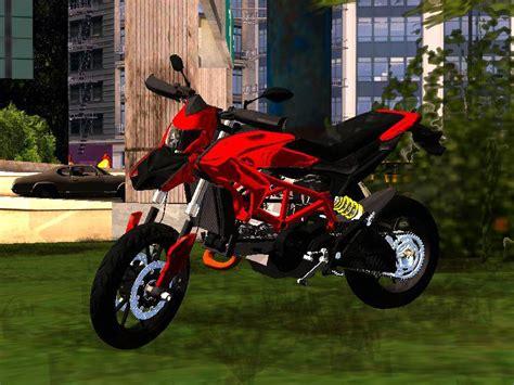 Ducati Hypermotard Modification by Gta San Andreas Ducati Hypermotard Mod Gtainside