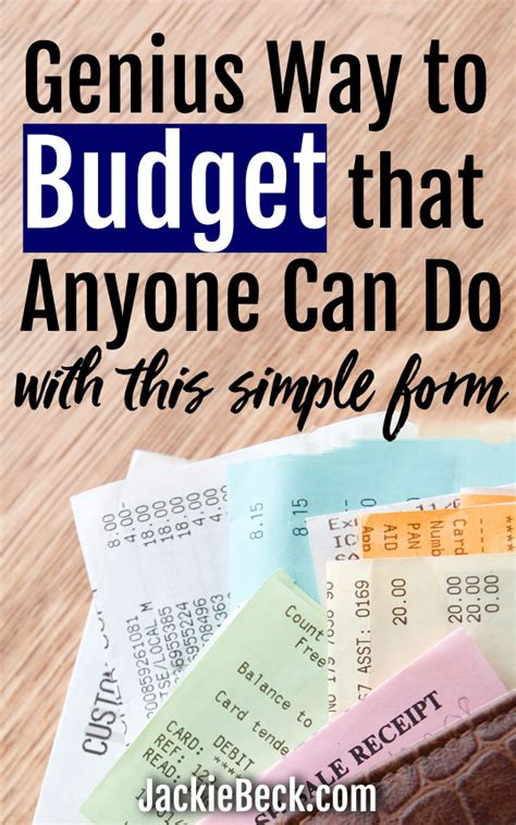 based budgeting forms  budgeting   easier