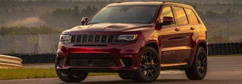 trackhawk jeep cherokee 2018 jeep grand cherokee trackhawk specs and release date