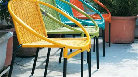 metal outdoor furniture for all decorating styles