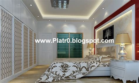 plafond en platre chambre a coucher plafond chambre coucher 2016 décoration platre maroc