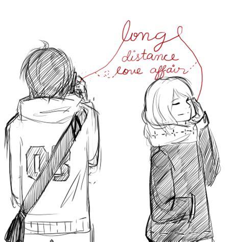 Long Drawings Love Distance