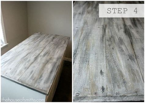 faux barn wood painting tutorial for the home heart