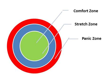 comfort zone c at the edge of comfort how to develop employees
