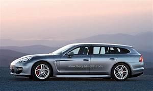 Porsche Panamera Break : et pourquoi pas une porsche panamera break ~ Gottalentnigeria.com Avis de Voitures