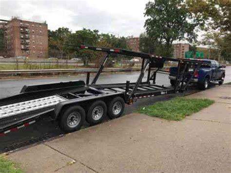 appalachian car trailer  car hauler  appalachian
