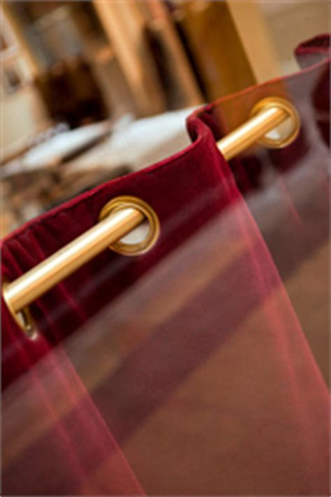 oeillets pour rideaux infos et prix des œillets pour rideaux