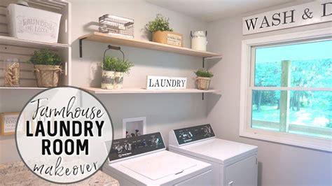 farmhouse laundry room decorate   laundry room
