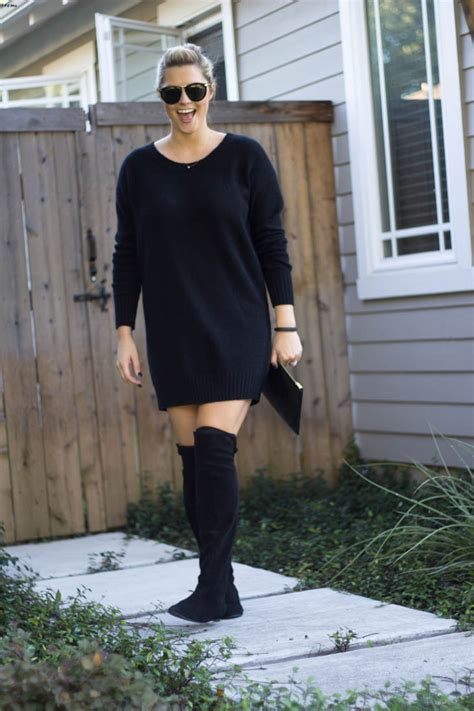 perfect cold weather dress
