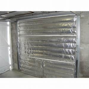 Porte Coulissante Isolante Thermique : porte de garage coulissante isolante isolation id es ~ Melissatoandfro.com Idées de Décoration