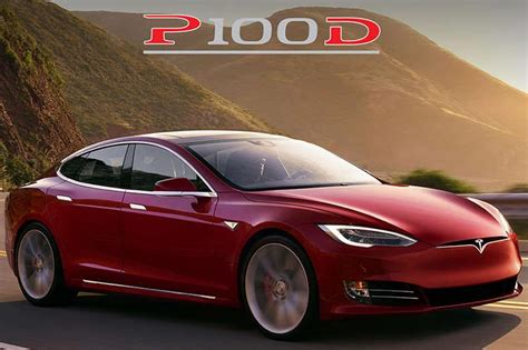 Tesla Model S P100d Speeds To Set World Record For