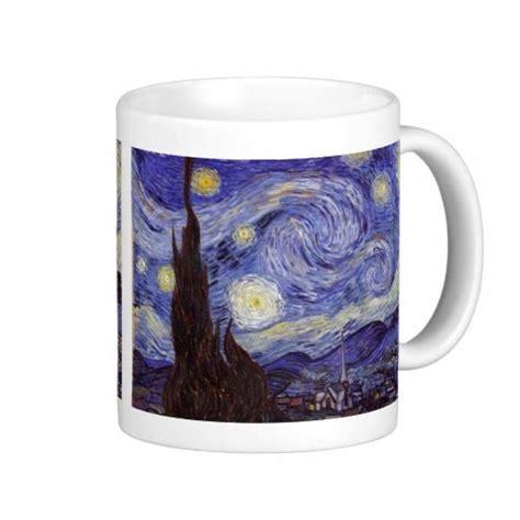 Carmani, 12 oz vincent van gogh irises lovely mug cup blue iris/350 ml, porcelain tea coffee cup in gift box, decor art design 4.3 out of 5 stars 7 $21.00 $ 21. Vincent Van Gogh Starry Night Vintage Fine Art Coffee Mug | Zazzle.com | Noche estrellada, Van ...