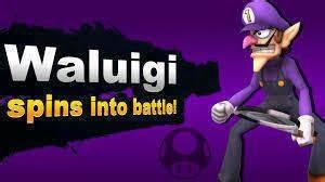 Petition Nintendo Add Waluigi To Smash Bros Switch