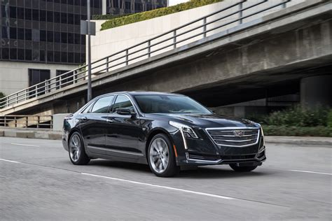 2016 Cadillac Ct6 Review, Ratings, Specs, Prices, And