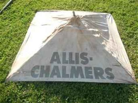 farm tractors  sale allis chalmers umbrella